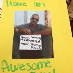 Shemar Moore Wishing Nathasha Alvarez Happy Birthday